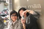 Diane Gregario visits!